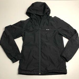 Oakley Mens Rain Jacket Black Small